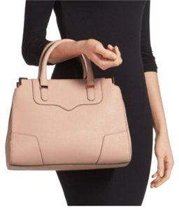Rebecca Minkoff Satchel in Rose