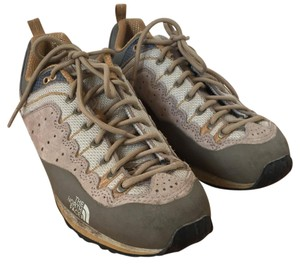 The North Face taupe Athletic