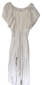 White Maxi Dress by Steele