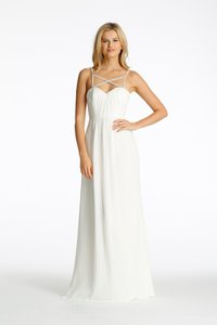 Hayley Paige Ivory Andrea (5622) Dress