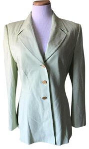 Escada Wool Lt Green Blazer