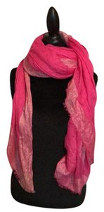 Lilly Pulitzer Pink Scarf