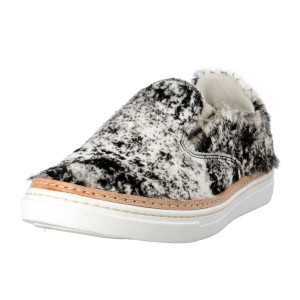 Maison Margiela Pony Hair Flats