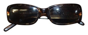 Gucci Gucci Brown tortoiseshell square sunglasses