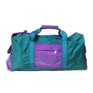 Converse Gym Purple and Teal Travel Bag