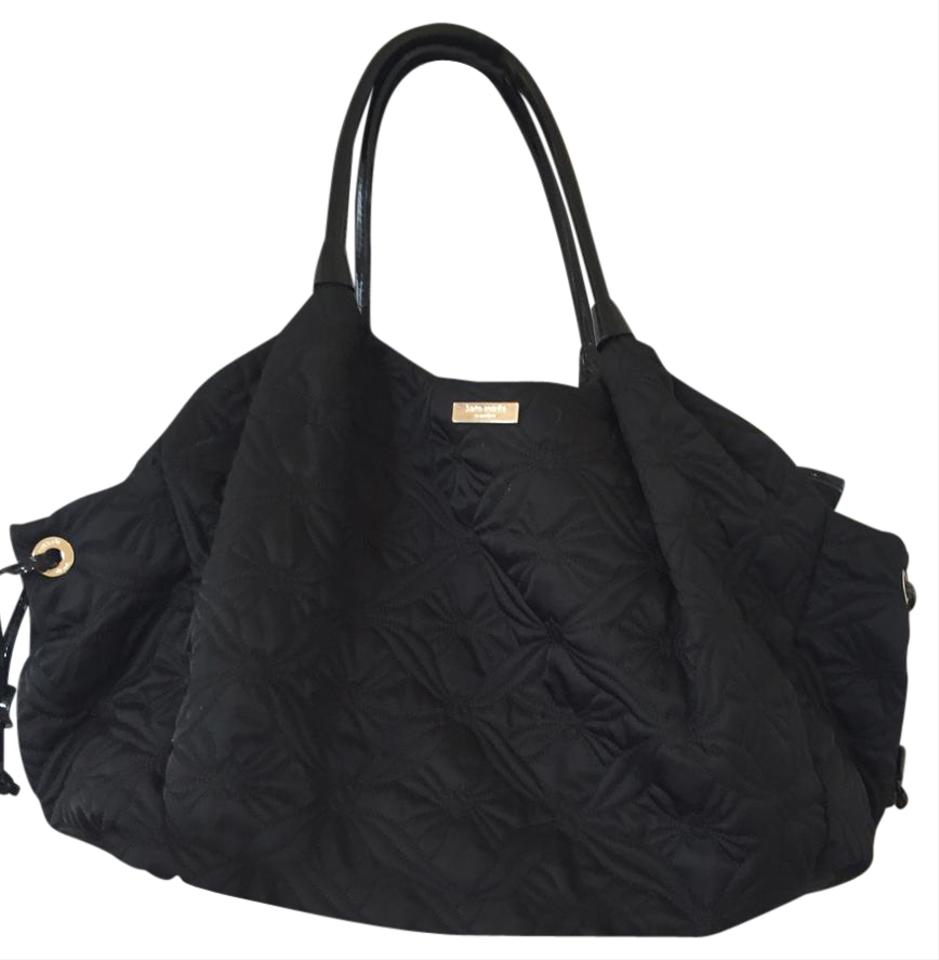 Kate Spade Black Quilted Diaper Bag - Tradesy : quilted diaper bags - Adamdwight.com