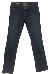 William Rast Straight Leg Jeans-Medium Wash