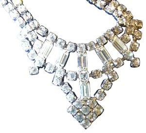 Other sparkling vintage rhinestone necklace