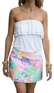 Lilly Pulitzer Skort Mulit Roar of the Seas