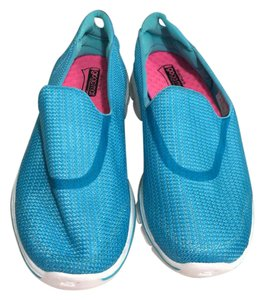 Skechers turquoise Athletic