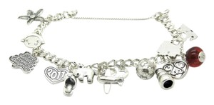 James Avery James Avery Light Double Curb Sterling Silver Charm Bracelet