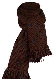 Louis Vuitton Louis Vuitton Logomania Scarf