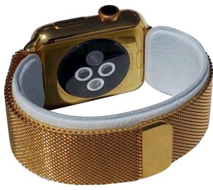Apple 24k Gold Plated 42mm Apple Watch