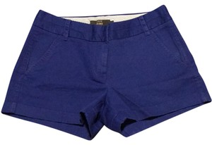 J.Crew Chino Mini/Short Shorts