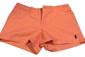 Ralph Lauren Mini/Short Shorts Orange