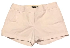 J.Crew Mini/Short Shorts white