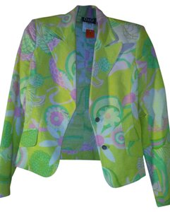 Dolce&Gabbana lime green Jacket