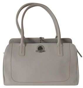 Lamarthe Grain Leather Shoulder Bag