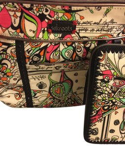 Sakroots Wallet Like New Boho Cross Body Bag