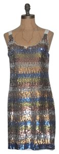 Willow & Clay Sample Embellished Sequin Dress