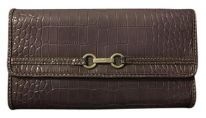 Nine West Plum Clutch