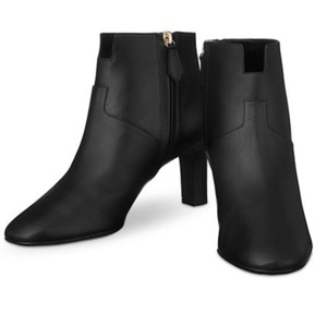 Herms black Boots