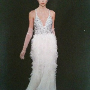 Jenny Packham Jenny Packham Runway Haute Couture Dress Wedding Dress