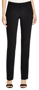 Elie Tahari Straight Pants Navy