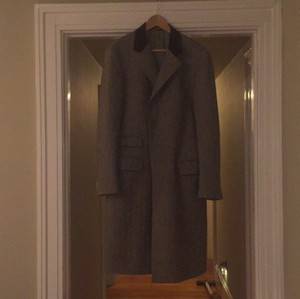 Alfred Dunhill Pea Coat
