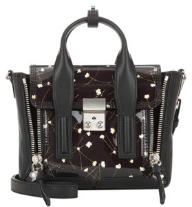 3.1 Phillip Lim Satchel in Black/Ivory