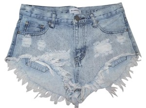 Urban Outfitters Denim Shorts-Distressed