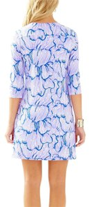 Lilly Pulitzer short dress Lilac on Tradesy