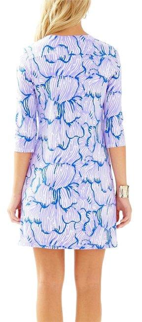 Item - Lilac House Of Nemo Short Casual Dress Size 2 (XS)