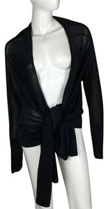 Hervé Leger Cardigan Cardigan Black Jacket
