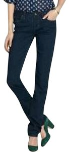 Madewell Dark Wash Straight Leg Jeans-Dark Rinse