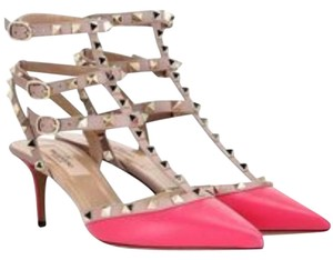 Valentino Brand New In Box PINK Pumps
