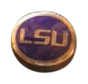 PANDORA Pandora LSU TIGERS Bead-Good Used Condition