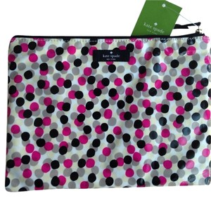 Kate Spade Multi Polka Dots Travel Bag