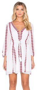 Tularosa short dress White on Tradesy