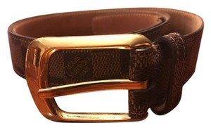Louis Vuitton Louis Vuitton Men's Damier Ellipse Belt