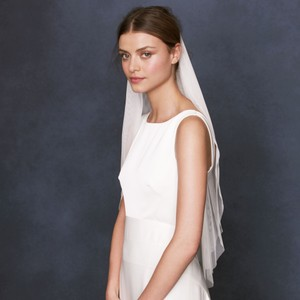 J.Crew Bouquet-length Bridal Veil