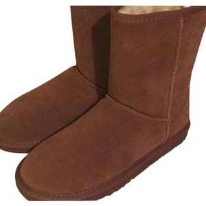 The Love Nest Brown Boots