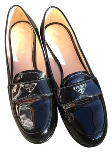Prada Patent Leather Flats