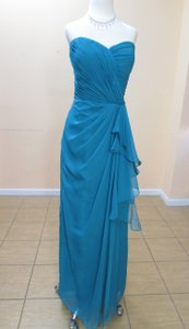 DaVinci Bridal Teal 60207 Dress
