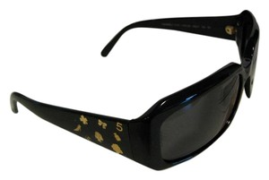 Chanel Black Chanel 5142 Rectangular Sunglasses