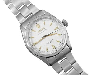 Rolex 1954 Rolex Oyster Perpetual Vintage Ref. 6284 Mens Watch with Bubbleba