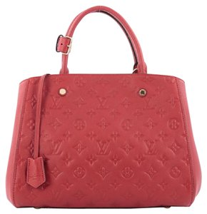 Louis Vuitton Leather Empreinte Tote