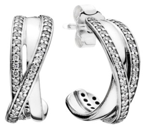 PANDORA Pandora Entwined Earrings
