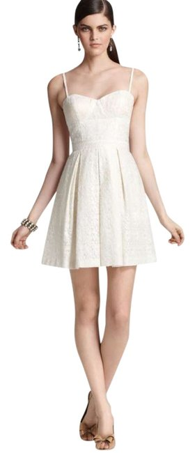 Preload https://item1.tradesy.com/images/aqua-ivory-above-knee-night-out-dress-size-12-l-205820-0-0.jpg?width=400&height=650