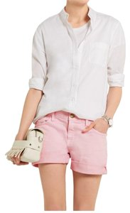 Current/Elliott Boyfriend Mini/Short Shorts Pink